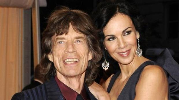 Rolling Stones Cancel Australian Tour After L'wren Scott's Death