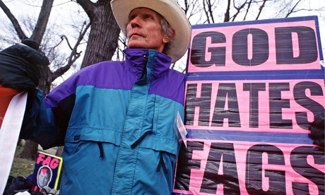 Fred Phelps Sr., The Founder Of Hate Group Westboro Baptist Church, Has Died At Age 84