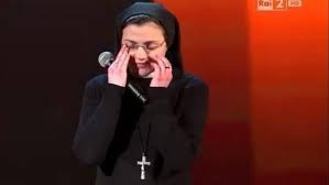 Sister Cristina Scuccia Wows The Voice Coaches With Her Version Of Alicia Keys'