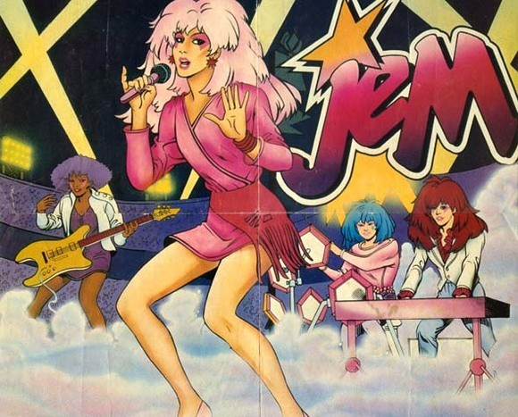Jem And The Holograms Set To Hit The Big Screen In A Live Action Film
