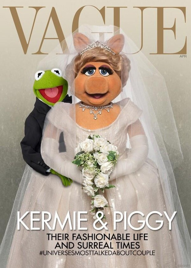 Hilarious New Spoofs Of Kimye Vogue Cover