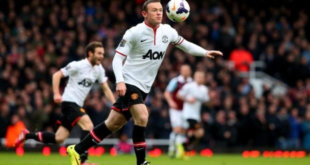 Wayne Rooney Channels Beckham: Makes Impressive Goal From 58 Yards Away