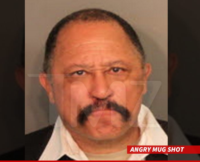 Roles Get Reversed When Judge Joe Brown Is Arrested For Contempt