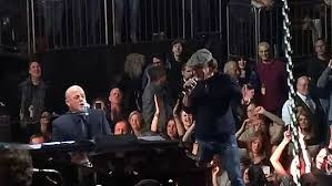 Billy Joel And Brian Johnson Have Madison Square Garden 'Shaking All Night Long'