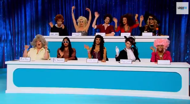 Judge Judy, Paula Dean And Anna Nicole Stole The Show But Who Snatched The Win?