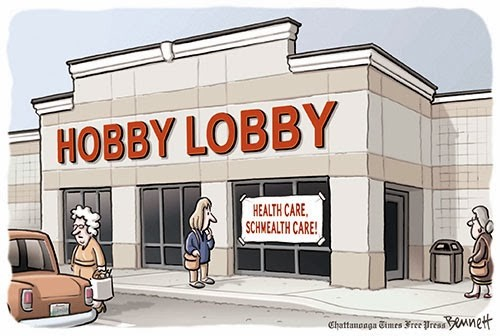 Hobby Lobby Anti-Contraception Case Reaches The Supreme Court