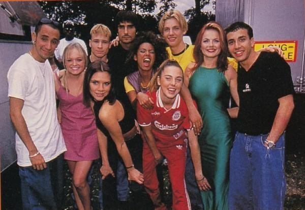 Do The Spice Girls And The Backstreet Boys