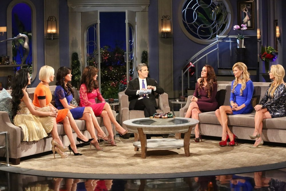 Emotions Run High During The Real Housewives Of Beverly Hills Reunion Part Two