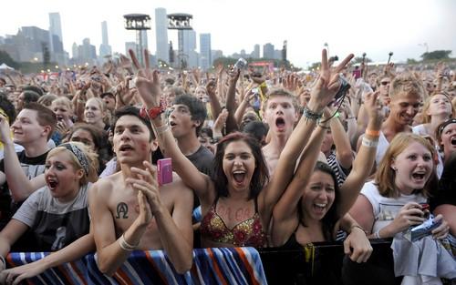 Lollapalooza 2014 Lineup Announced