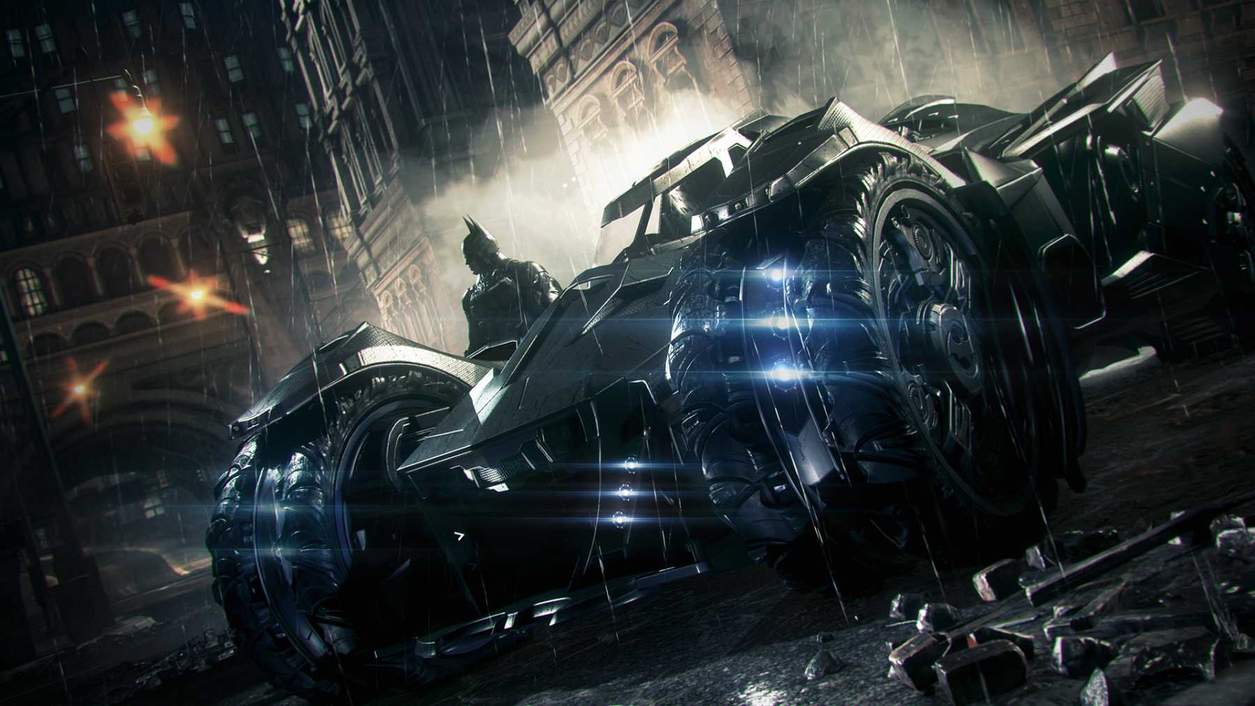Rocksteady Studios Releases New Details About Batman: Arkham Knight