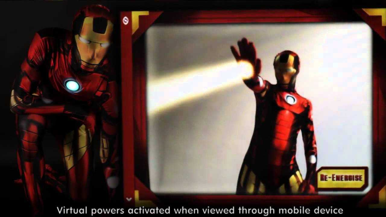 Mobile App Brings New Marvel Morphsuits To Superpowered Life