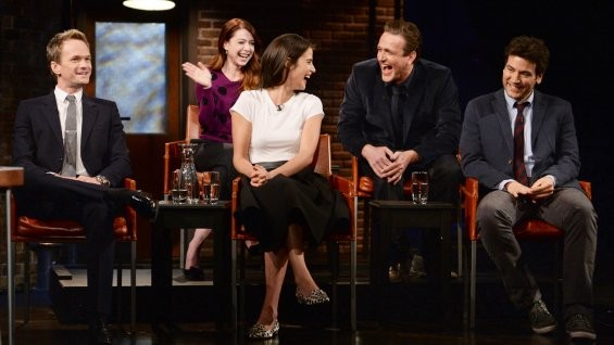 'How I Met Your Mother' Cast Bring Their Trademark Humor To 'Inside The Actor's Studio'