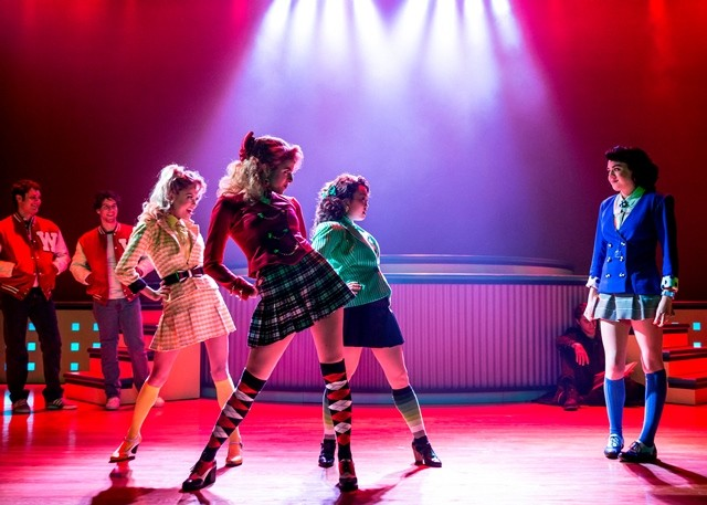 Heathers The Musical Knocks 'Em Dead Off Broadway