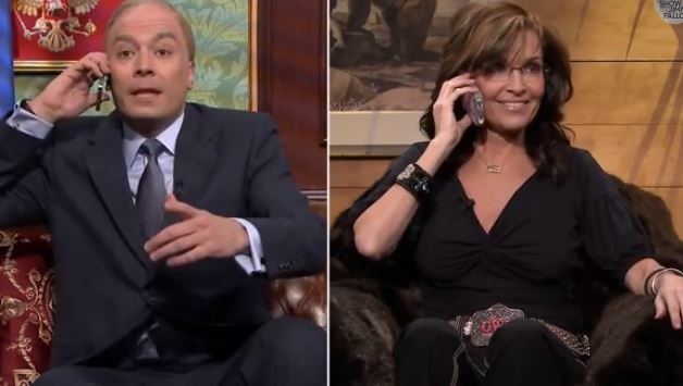 Vladimir Putin And Sarah Palin Chit Chat During A Phone Call For The Ages