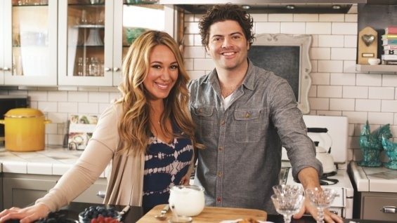 Haylie Duff Wins Best Week With Her Own Cooking Show And Marriage Proposal