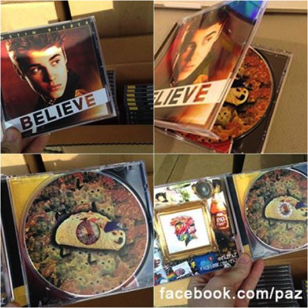 Independent Musician Uses Justin Bieber To His Advantage For An April Fools' Joke