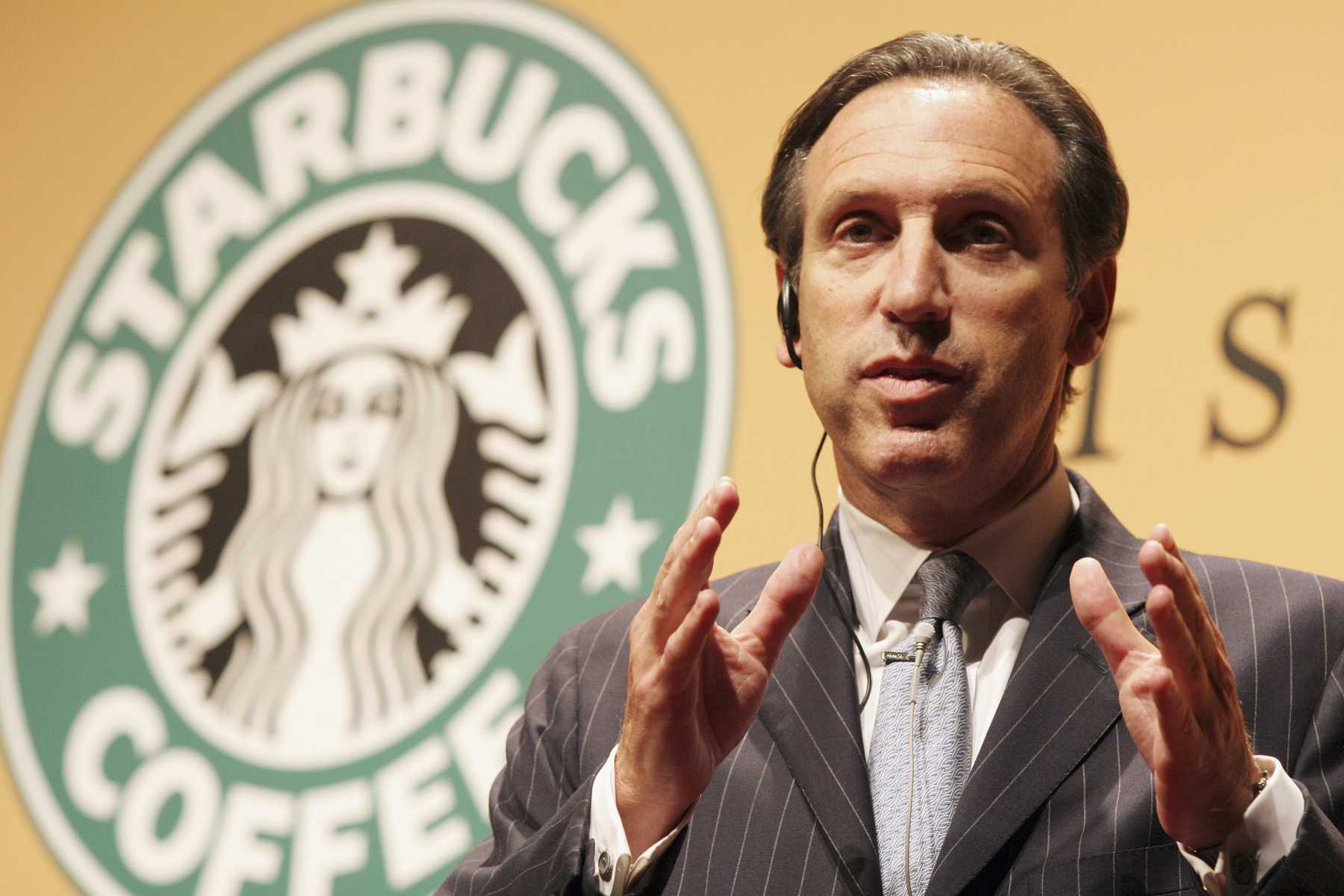 Starbucks CEO Donates $30 Million To Researching PTSD In Veterans