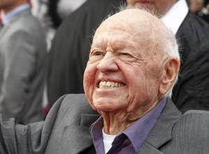 Mickey Rooney: A Look Back At A Hollywood Legend