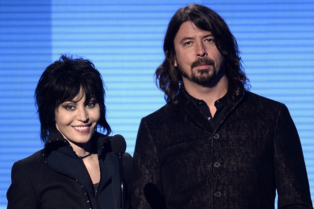 Will Joan Jett And Nirvana Rock The Stage At The Rock And Roll Hall Of Fame Induction?
