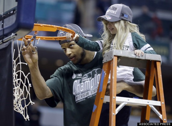 Michigan State Basketball Star Adreian Payne Loses 'Little Sister' Prince Lacey To Cancer
