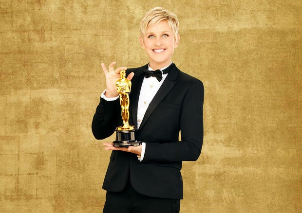 Ellen DeGeneres Has The Power, Winning The Top Spot On The