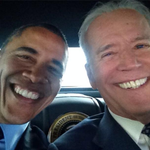 Welcome Joe Biden To Instagram's World Of Artsy Photos And Epic Selfies
