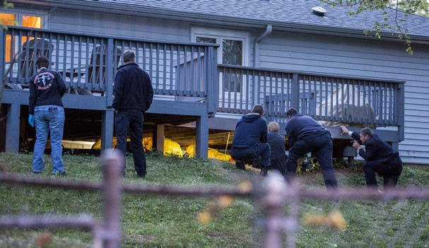 Mother Finds Dead Body Beneath Home During Easter Egg Hunt