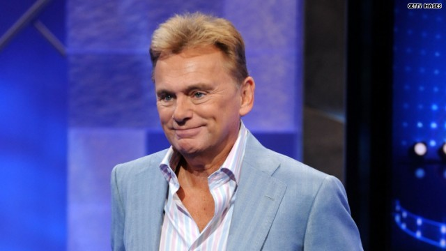 Pat Sajak Shocks Twitter With A Confession About His Sexuality