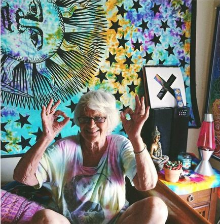 Meet Baddie Winkle; Twitter's Hippest Granny Who Is Taking The Internet By Storm