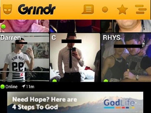 Grindr Removes Christian 'God Life' Ads From Its App