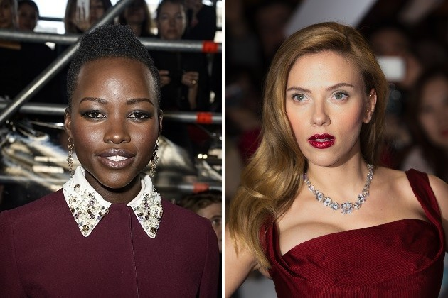 Lupita Nyong'o And Scarlett Johannson In Talks To Go Into The Wild With The Jungle Book