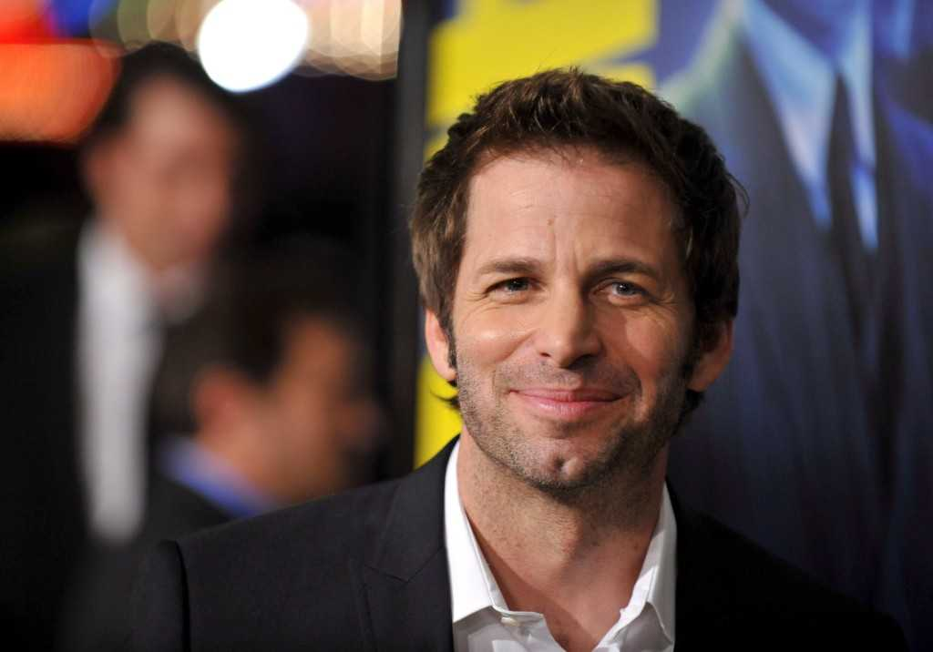 Justice League WILL Grace The Big Screen, Directed By Zack Snyder