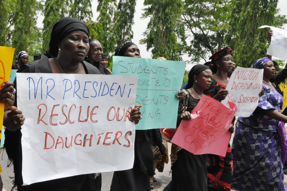 Nigerian Schoolgirls Kidnapped, Mothers Demand Their Safe Return