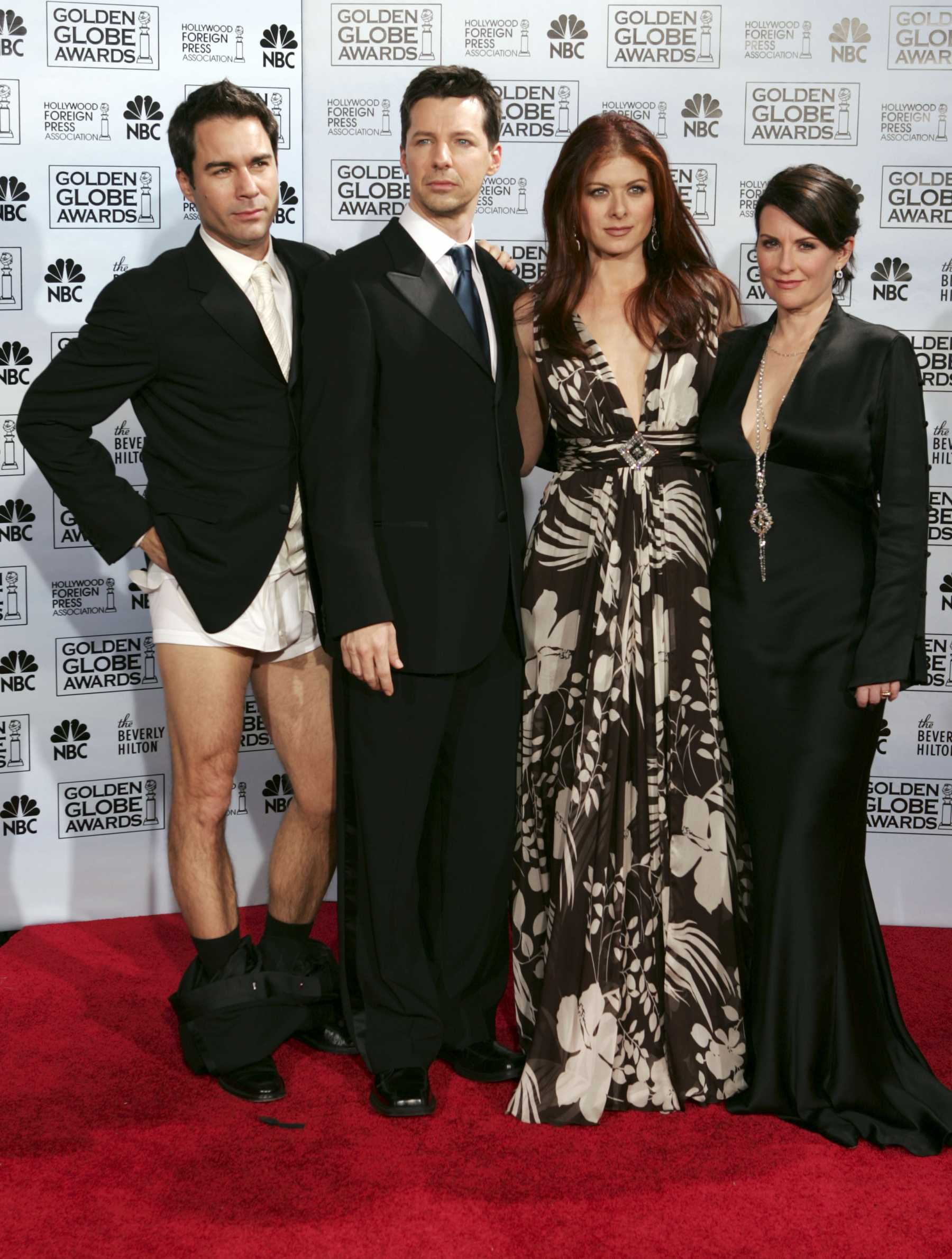 Early Focus Groups Didn't Know 'Will & Grace' Lead Was Playing Gay, Shock Ensues