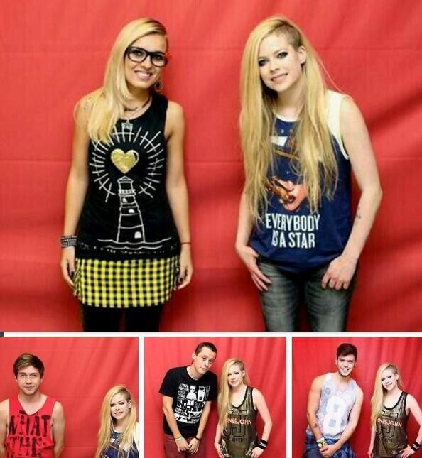 Talk about awkward avril lavigne charges ridiculous prices for no talk about awkward avril lavigne charges ridiculous prices for no contact meet greet m4hsunfo