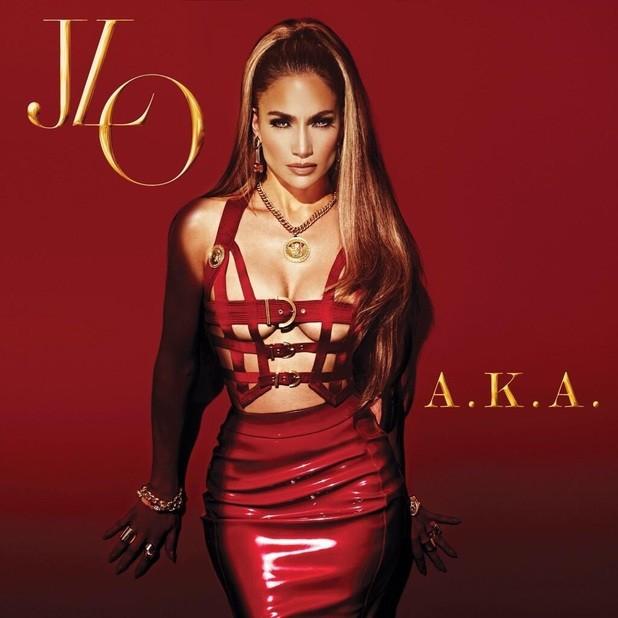 Jennifer Lopez Sizzles In Her New Album Artwork!
