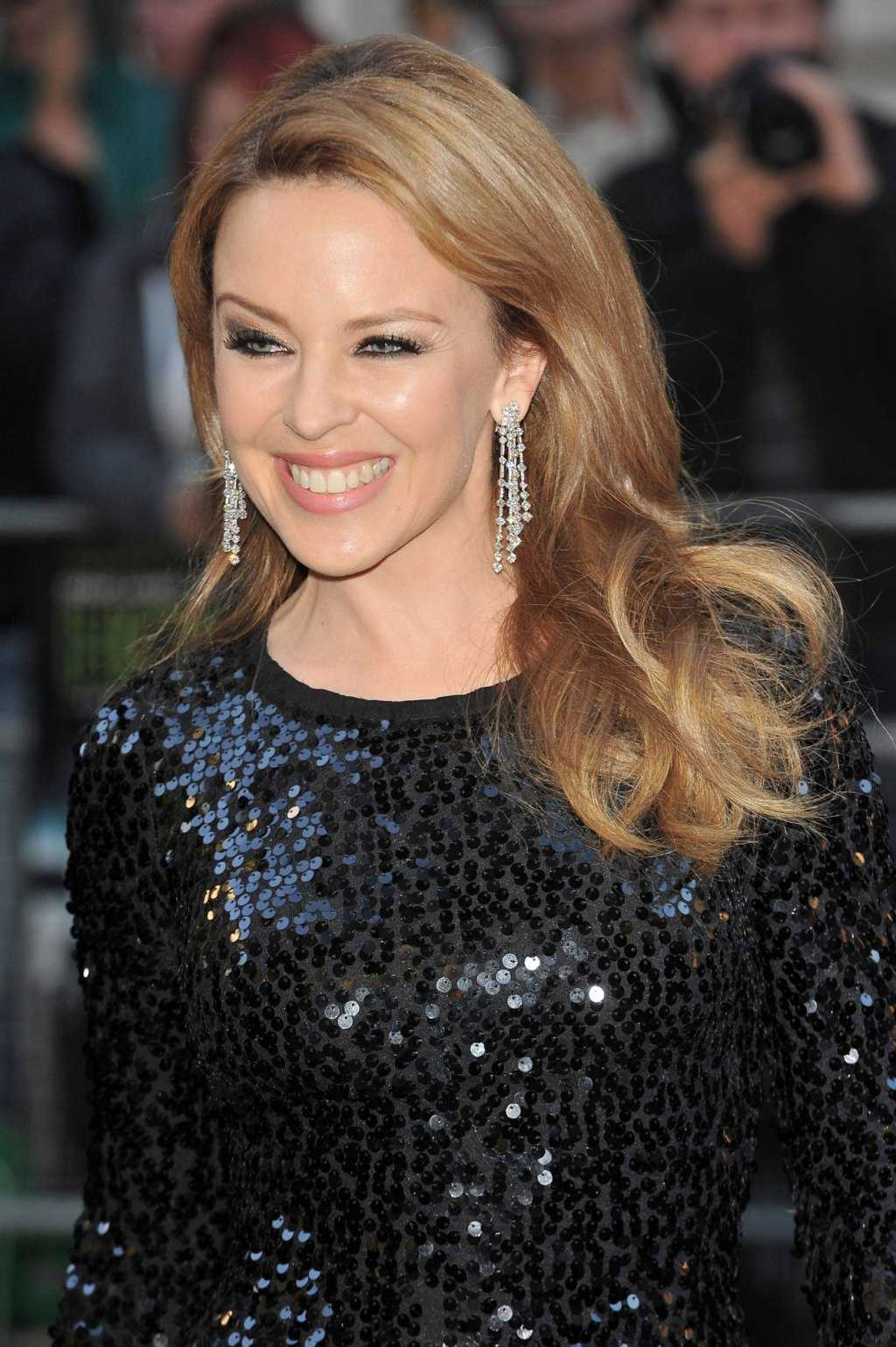 Kylie Minogue Fans, Time For A Dance Party - Four Unreleased Tracks Leaked Online!