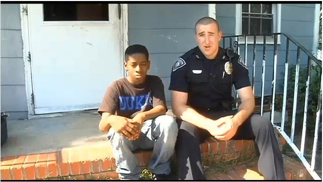 Officer Gaetana Accera Restores Our Faith In Humanity With Generous Gifts To A Teen In Need