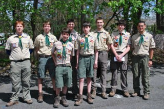 Ann Curry Congratulates Boy Scout Troop On Their Resourcefulness After Her Mountain Accident