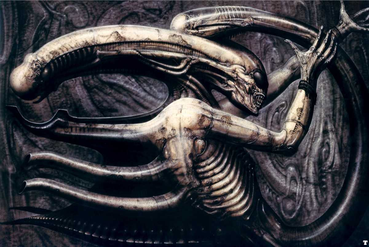 Iconic Artist And 'Alien' Creature Creator, HR Giger, Dies At 74