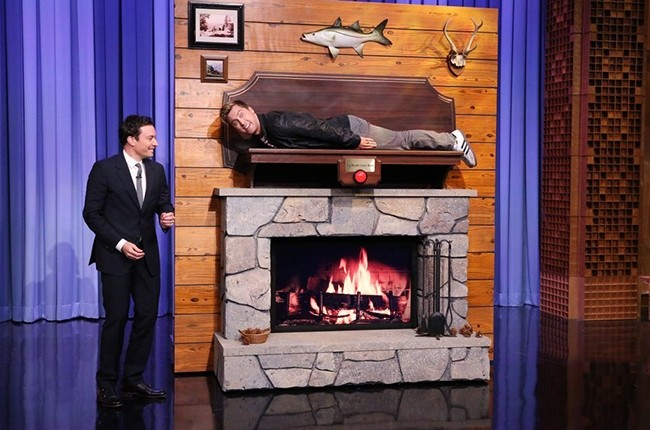 Lance Bass Channels His Inner Hilarious Singing Fish On The Tonight Show With Jimmy Fallon