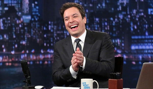 Jimmy Fallon Is Taking 'The Tonight Show' To Universal Studios