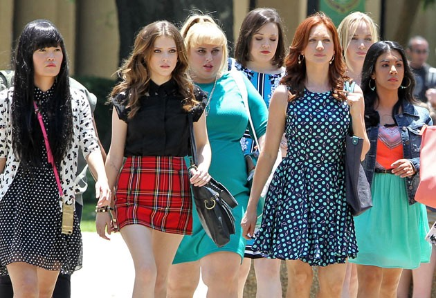 Aca-Exciting! Pitch Perfect 2 Tweets And Photos Make Us Happy