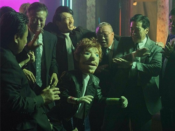 Ed Sheeran Is A Muppet Who Parties Hard In New Music Video For 'SING'