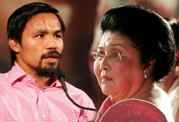 Manny Pacquiao And Imelda Marcos Remain Wealthiest Members Of Philippines' Lower House