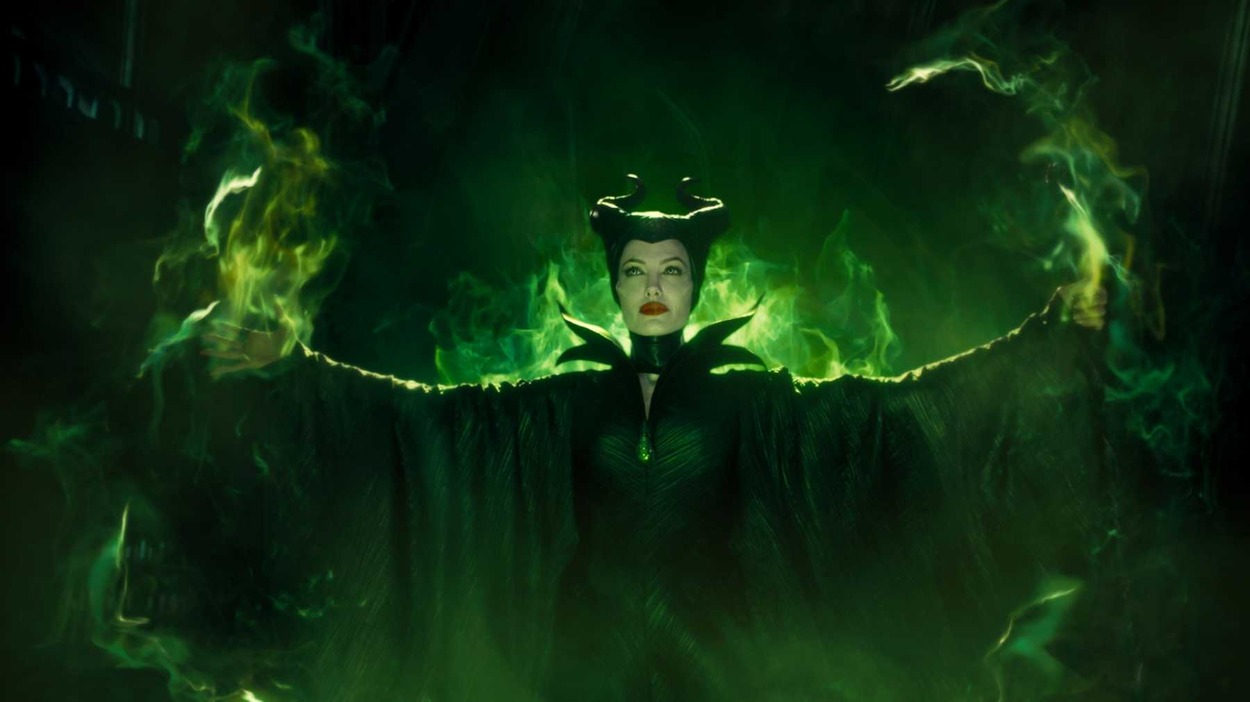 Malicious Maleficent? Angelina Jolie Dazzles As One Of Disney's Most Infamous Villains