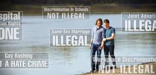 What Would You Do? Mississippians Have Mixed And Heartbreaking Reactions To Gay Couple's PDA