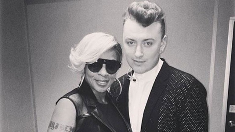 Double The Soul: Mary J. Blige Joins Sam Smith On His Hit