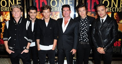 Simon Cowell Defends One Direction After Marijuana Video Leaked, Thinks They're Still On The Right Track