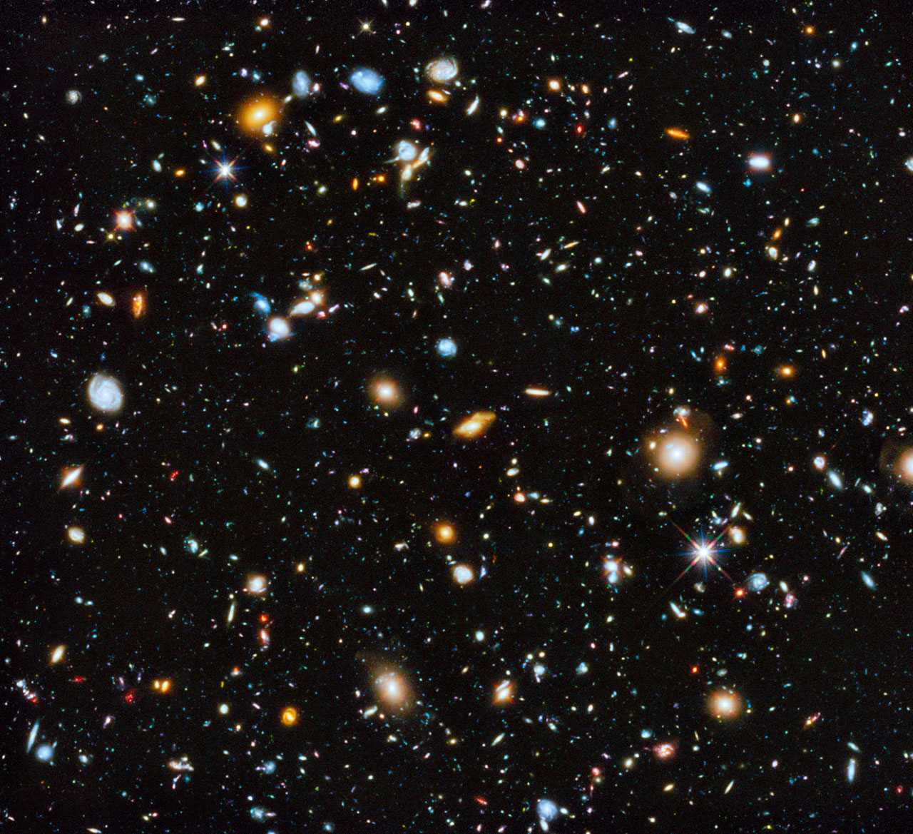 The Hubble Telescope Takes Another Breathtaking And Awe-Inducing Photo
